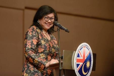 BMCC Premier Luncheon with Tan Sri Rafidah Aziz
