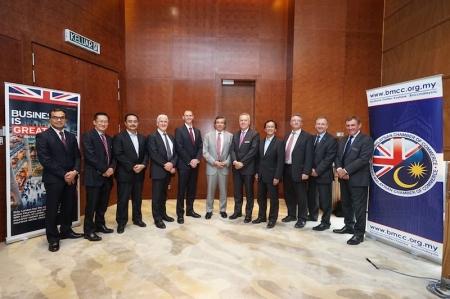 UKTI Business Ambassador Roundtable & Luncheon 2016