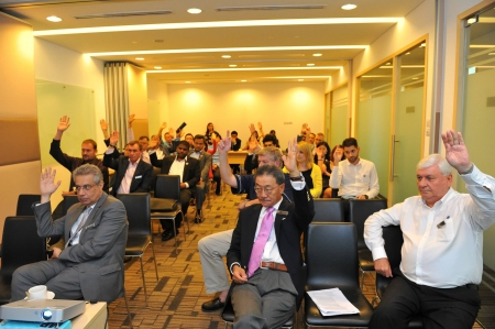 BMCC Extraordinary General Meeting