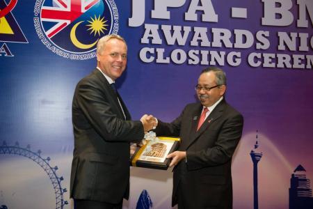 JPA - BMCC Awards Dinner & Closing Ceremony