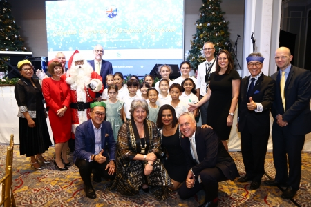 BMCC Annual Corporate Christmas Luncheon 2018