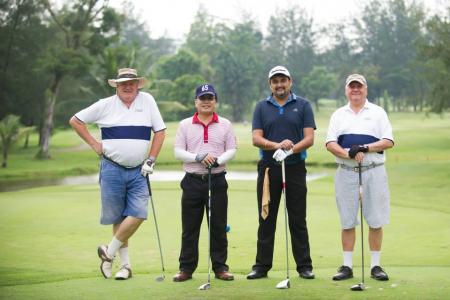 BMCC Sarawak Delegation Tour - Friendly Golf