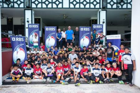 BMCC's 10th Annual Rugby Coaching Clinic