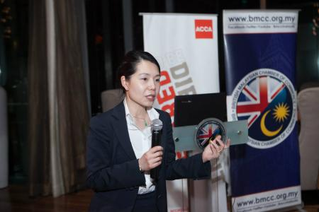 BMCC Leaders Dinner Series with ACCA