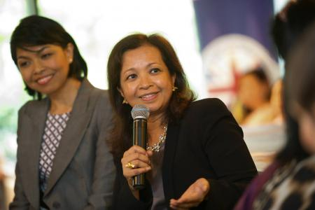 BMCC Power Lunch Series with Marina Mahathir