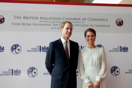BMCC Royal Luncheon with The Duke and Duchess of Cambridge