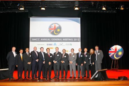 BMCC 2012 Annual General Meeting & VIP Dinner