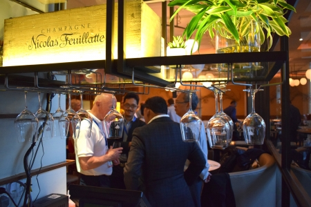 Oil & Gas Professionals Networking Reception