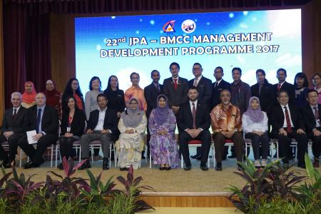 22nd JPA BMCC Programme Opening Ceremony