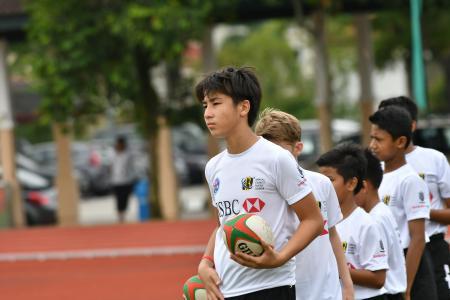 BMCC 13th Annual Rugby Coaching Clinic