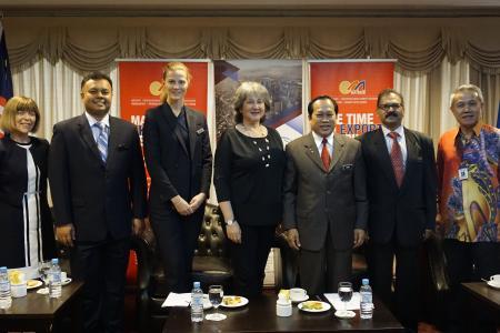 What's Next for UK & Malaysia: Keynote Address