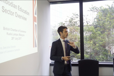 Britcham Cambodia Briefing & 1-2-1 Meetings on Education Sector