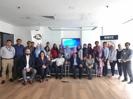 Petrofac Leadership Training 2