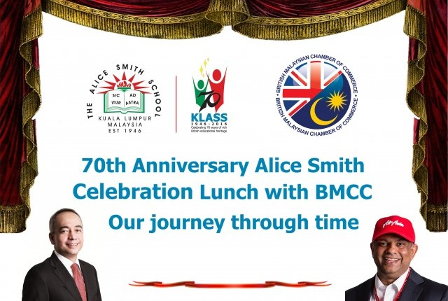 70th Anniversary Alice Smith Celebration Lunch with BMCC