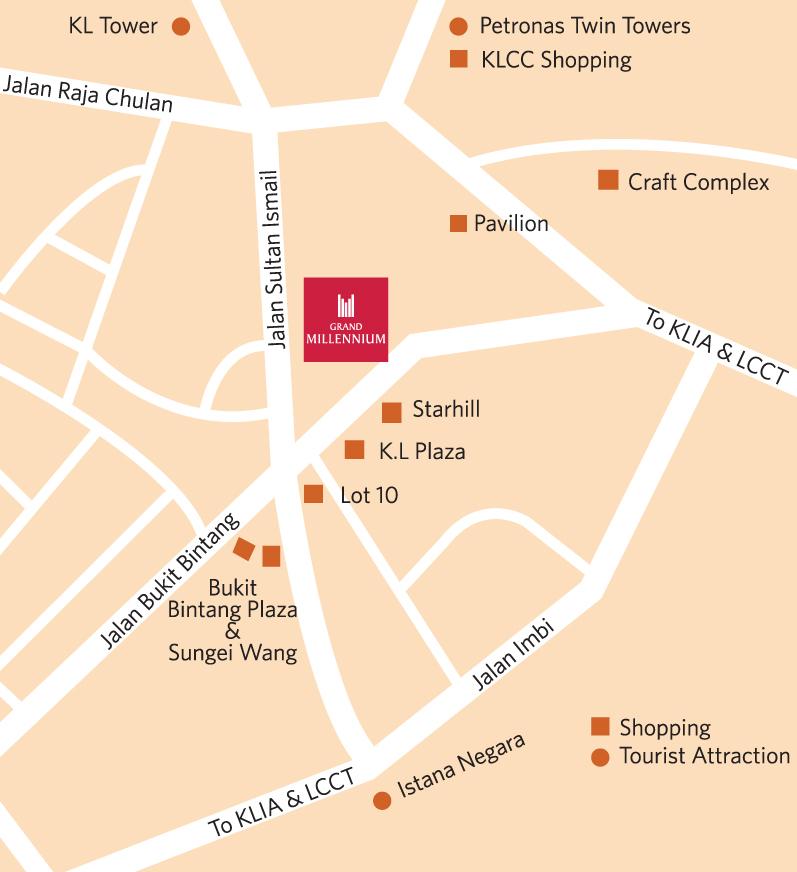 Grand Millennium Kuala Lumpur British Malaysian Chamber of