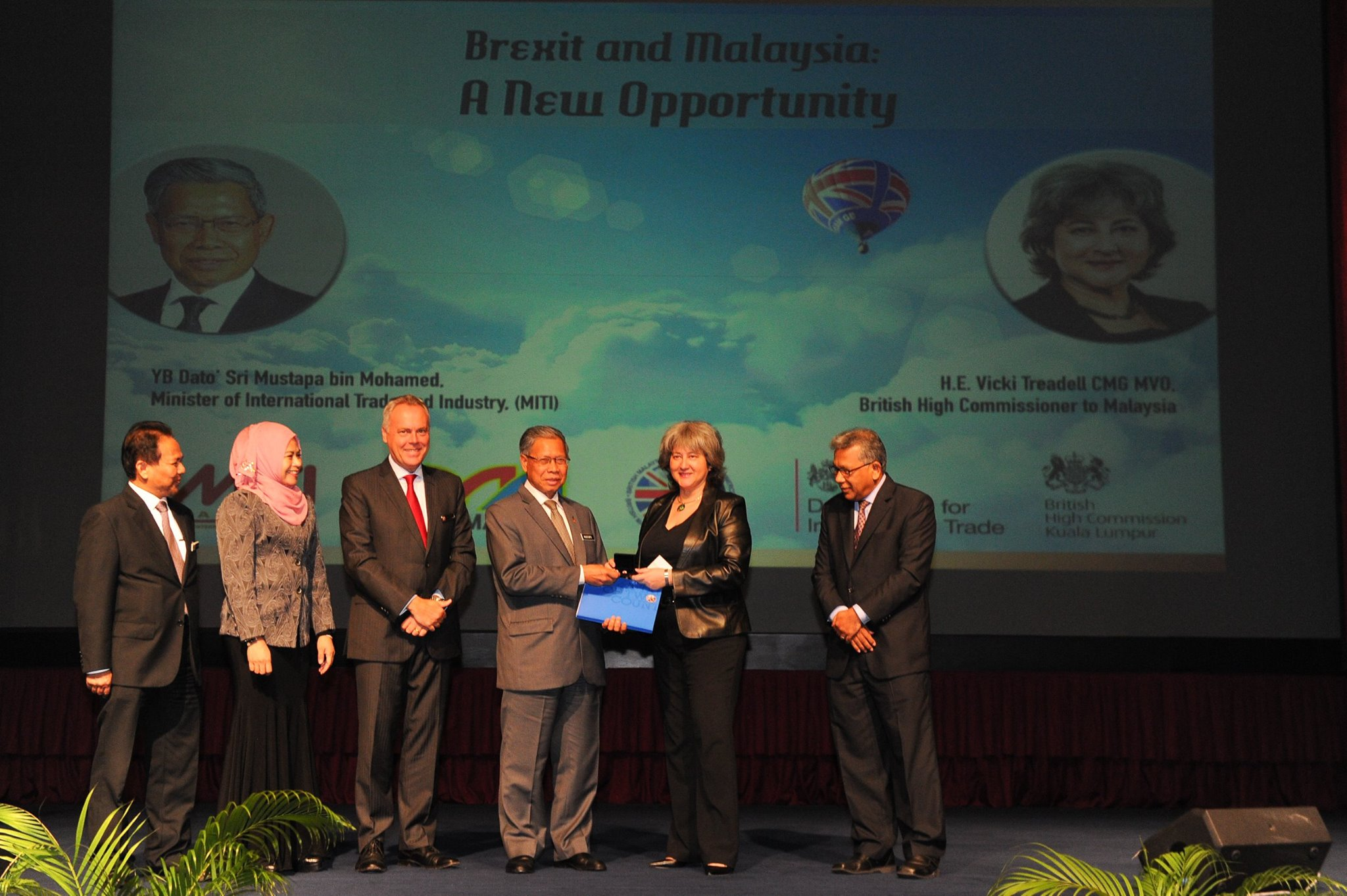 Brexit & Malaysia: A New Opportunity by BMCC and MATRADE