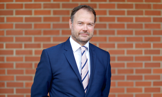 Mr Nichoals Eatough, the new Head of Senior School at Marlborough College Malaysia.