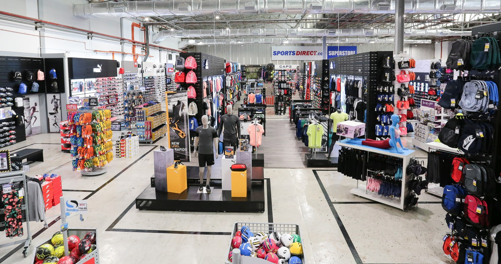 Sports Direct Unveils New Flagship Superstore On Federal Highway British Malaysian Chamber Of Commerce Bmcc