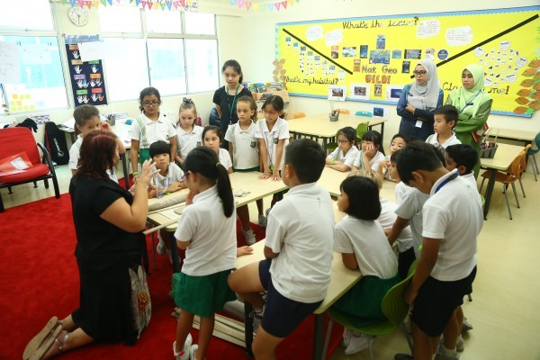 GIS Hosts 59 'Teach For Malaysia' Teachers