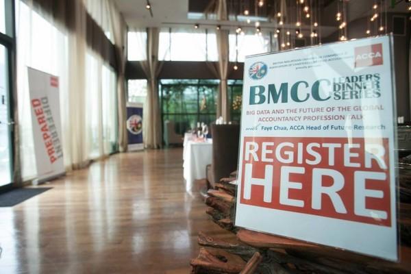BMCC Leaders Dinner Series