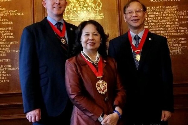 Datuk Alexandra Chin JP Becomes First Malaysian To Be Elected Global ACCA President