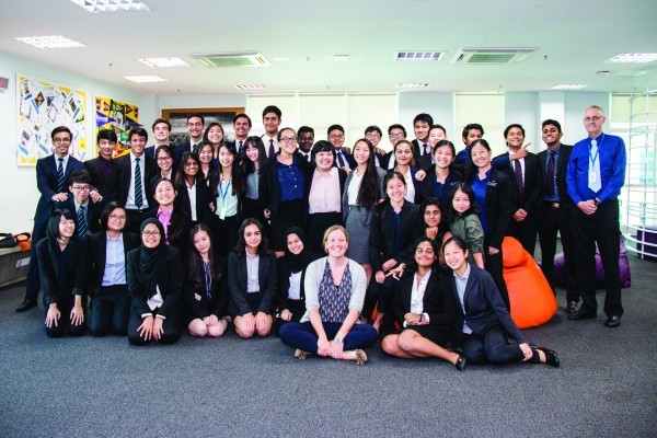 Epsom College in Malaysia's Sixth Form Sets a (Very) High Bar