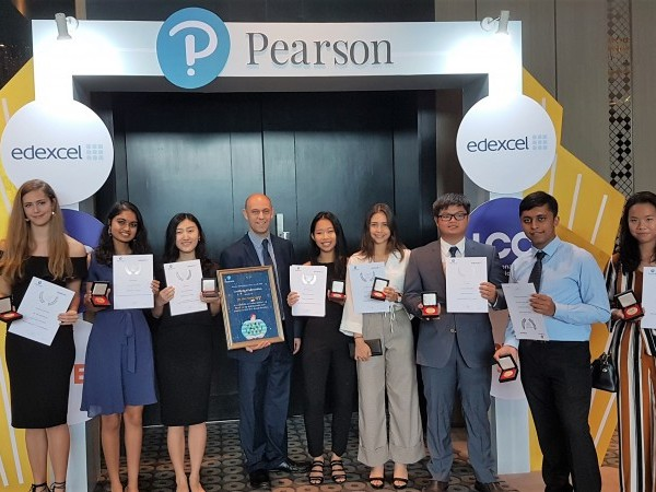Alice Smith School: Pearson Recognises Outstanding Learners