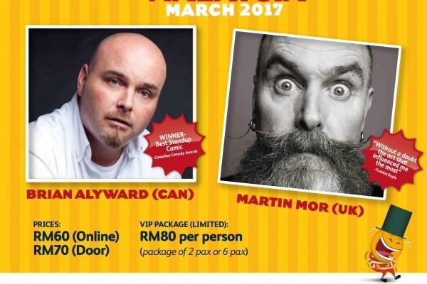 Magners International Comedy Festival