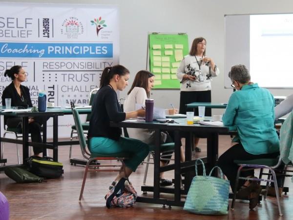 Coaching at KLASS: A Community event
