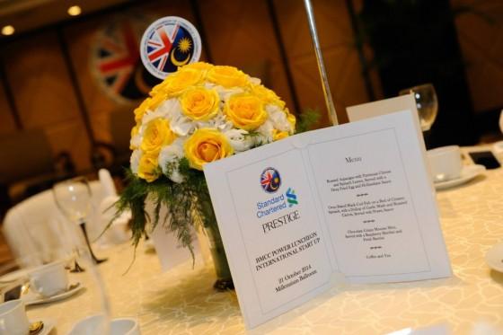 BMCC Power Lunch Series: International Start Up Success Stories