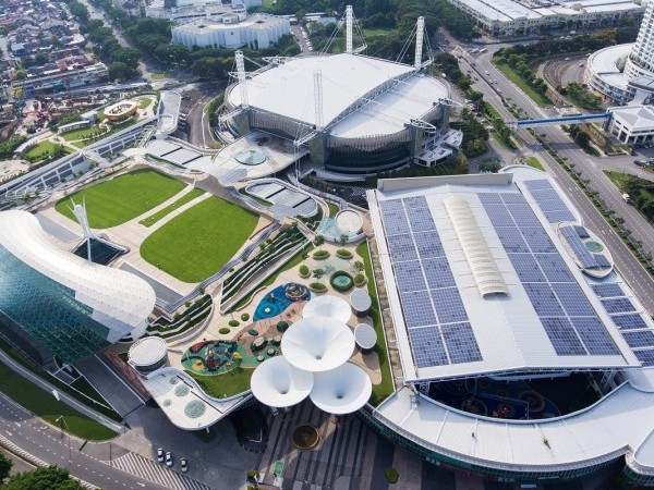 Arup: Setia SPICE Convention Centre won the ACEM Engineering Awards 2019