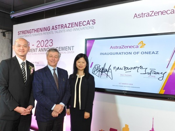 AstraZeneca strengthens its commitment in Malaysia with RM500m+ investment