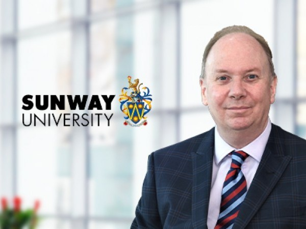 Meet the CEO: Professor Graeme Wilkinson, Vice-Chancellor, Sunway University