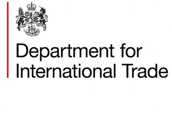 UKTI Renamed Department of International Trade