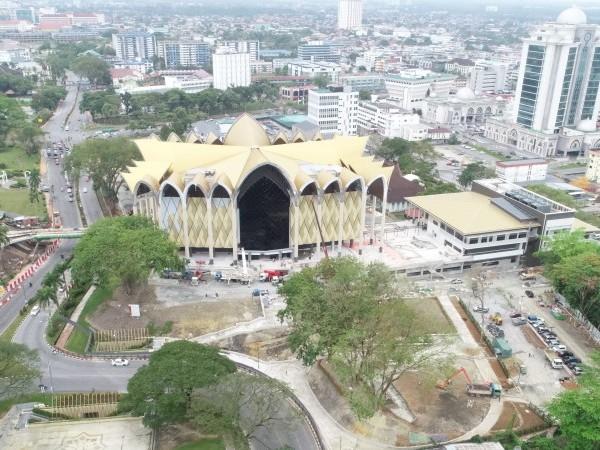 Cahya Mata Sarawak Anticipates Opening of New Sarawak Museum