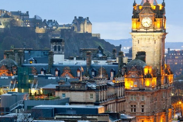 ETIHAD AIRWAYS TO START DAILY EDINBURGH FLIGHTS IN 2015