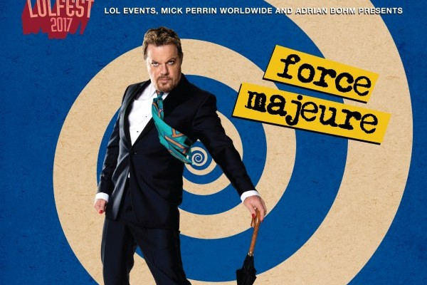 Eddie Izzard – Force Majeure Tour LIVE in Malaysia
