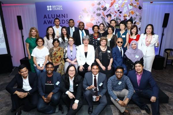 Study UK Alumni Awards 2017 Winners
