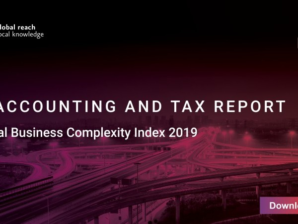 Local complexities in accounting and tax continue as global harmonisation fails to bite