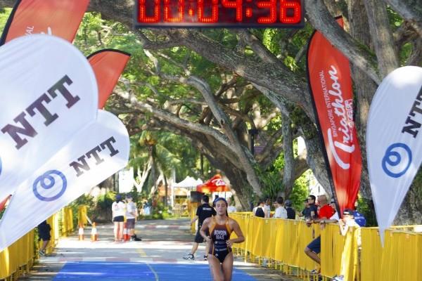 Up close with Zoe Bowden: Malaysia's representative at SEA Games Triathlon