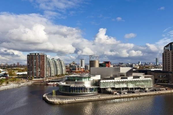 Manchester enjoying 8.4% house price growth
