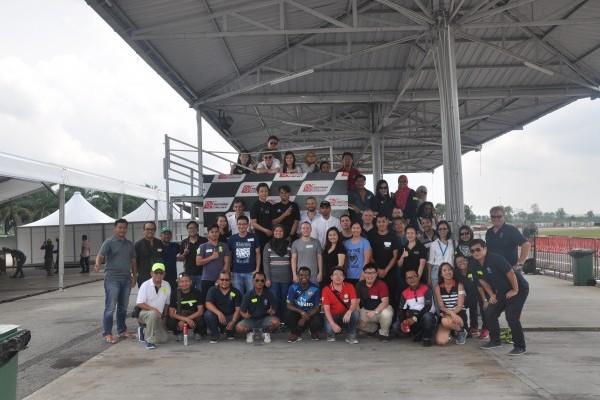 HLAP 2017 Go-Kart Endurance Race