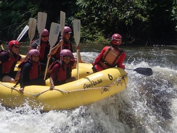 HLAP White Water Rafting @ Selangor River, Kuala Kubu Bahru