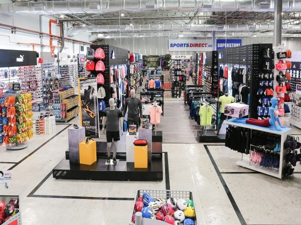 Sports Direct Unveils New Flagship Superstore on Federal Highway