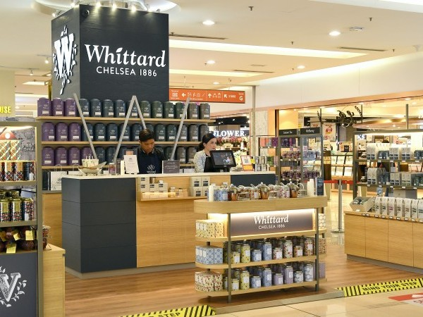 Whittard of Chelsea Malaysia Official Opening