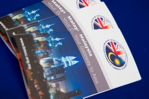 BMCC 121 Meetings: London and Malaysian Delegation