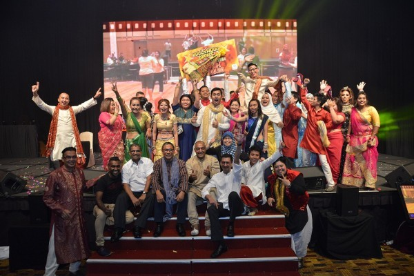 Kuala Lumpur Convention Centre Goes Bollywood!