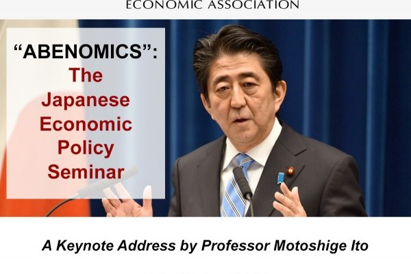 MAJECA: Abenomics: The Japanese Economic Policy Seminar