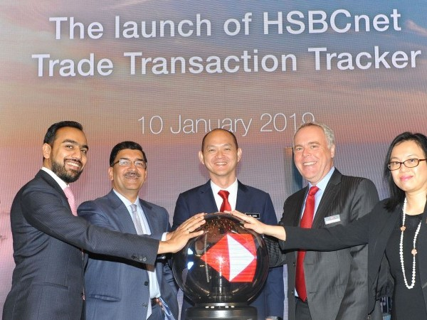 HSBC Malaysia Launches HSBCnet Trade Transaction Tracker