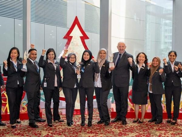 The Kuala Lumpur Convention Centre Scores A 'Hat-Trick'!